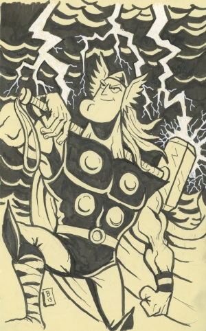 The Mighty Thor!