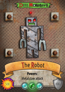 duel_monster_card_the_robot